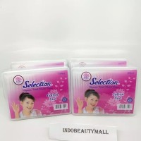 selection Cotton Bud box isi 180