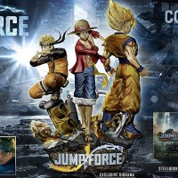 Jump Force Collector Edition Reg 2 - PS4