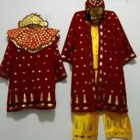 Harga baju adat palembang pengantin palembang set | Pembandingharga.com