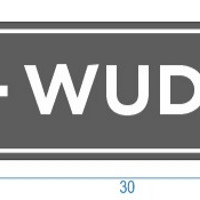 Custom sign Wudhu