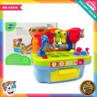 Hola - My Little Workshop - Mainan Alat Tukang - NB-03519