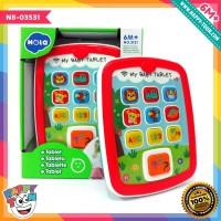 Hola - My Baby Tablet - Mainan Tablet Bayi - NB-03531