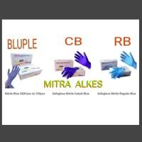 Nitrile Examination Gloves. Sarung Tangan Nitrile. Hand Scoon Nitrile