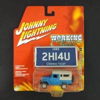 JOHNNY LIGHTNING WORKING CLASS TOYOTA LAND CRUISER FJ40 1980