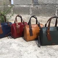 tas wanita kulit sapi premium/fullup/tas wanita garut