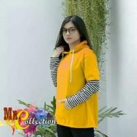 Sweater Cewek Original Hoodie Kaos Fashion Wanita Panjang Keren Murah