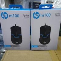 148896a1772 Murah Hp Gaming Mouse M100 Original Stock Terbatas