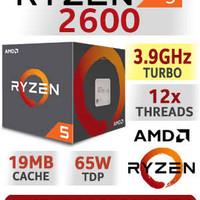 AMD Ryzen 5 2600 3.6Ghz