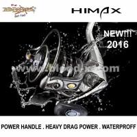 ( REEL BLOOD HIMAX 3000 (13 ball bearings) Salt-Water