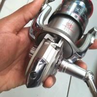 ( Reel Pancing X Cimera 4000 Reel 4000 Double Spool