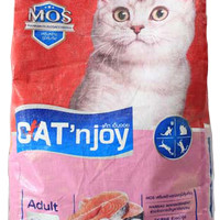 Cat Food Cat'njoy shrimp & salmon adult cat 7kg