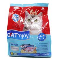 Cat Food Cat'njoy ocean fish adult cat 400gr