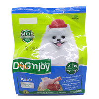 Dog'njoy Small Breed Chicken & Liver 500gr