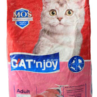 Cat Food Catn'joy tuna & shrimp 7kg