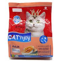 Cat Food Cat'njoy salmon adult cat 400gr