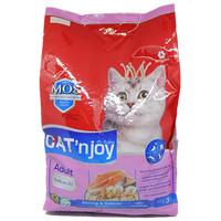 Cat Food Cat'njoy shrimp & salmon adult cat 3kg