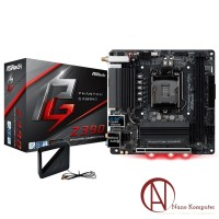 Motherboard ASROCK - Z390 PHANTOM GAMING-ITX/AC Intel 1151 MiniATX