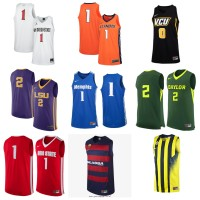 JERSEY BASKET NIKE NCAA UNIVERSITY ORIGINAL