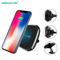 Ready 10W Qi car wireless charger fast Nillkin 2 in 1 Magnetic