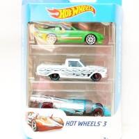 Hot Wheels Gift pack 3 pack Mazda RX7 Ford Ranchero