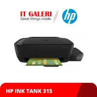 Printer HP Ink Tank 315 (Print, Scan, Copy)