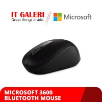 Microsoft 3600 Bluetooth Mobile Mouse
