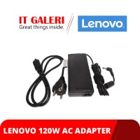 Charger Lenovo 120W AC Adapter (19.5V6.15A) CE