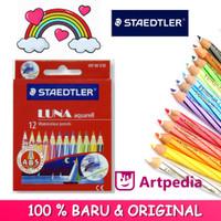 Pensil warna Staedtler Luna Aquarell 137 01 C12 PW 12 - Pendek