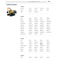 for hyundai robex Construction equipment engine Service Manuals and Wi