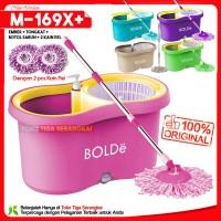 Bolde Super Mop M-169X+ (NEW) Pel Lantai - Merah Muda