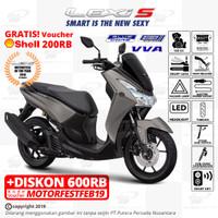 Yamaha LEXI-S - OTR BOGOR