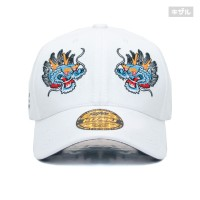 TOPI BASEBALL POLO BORDIR BLUE DRAGON PREMIUM - KIZARU JAPAN 03a397dd1a