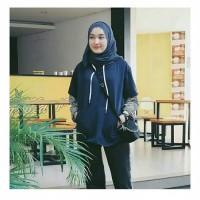 Harga paling murah sabyan hoodie blaster switer nissa sabyan baju   antitipu.com