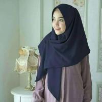 hijab instan diamond italiano murah