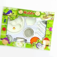 Feeding set Kiddy/Tempat makan bayi set