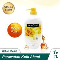 Palmolive Milk & Honey Shower Gel/Sabun Mandi Susu 1L - 114848