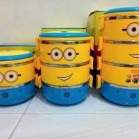 AY Rantang 4 Susun Minion Lunch Box
