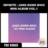 INFINITE : JANG DONG WOO - 1st Mini Album