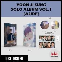 Yoon Ji Sung Wanna One Solo Album Vol.1 [ASIDE]