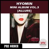 T-ara Hyomin - ALLURE [The 3rd Mini Album]