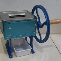 Alat Pengiris Iris Daging Manual Meat Slicer dengan Pully