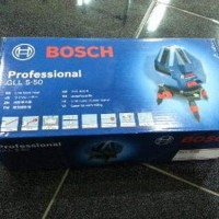 Line Laser Lever / Cross Level BOSCH GLL 5-50 Best deals