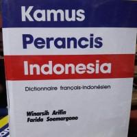 Kamus Perancis-Indonesia Farida Soemargono