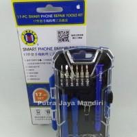 Obeng Handpone Set 17 Pc C mart Repair Tool Set Kit C m Best Deals