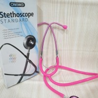 Stetoskop Onemed Standard Pink / Stetoskop Onemed Full Colour