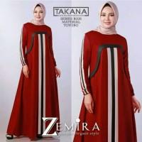 Baju Muslim Wanita Zemira Maxi Dress Gamis Balotelli Termurah Rp fd6cfcbf36