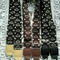 Handle tas/tali tas motif