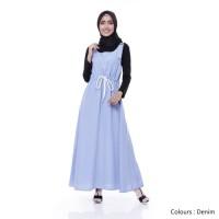 Baju Muslim Wanita Cewek Model Terbaru Syari Dress Promo Murah