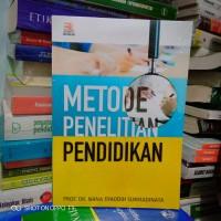 Buku - METODE PENELITIAN PENDIDIKAN - Nana Syaodih