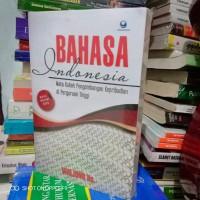 Buku - BAHASA INDONESIA - Edisi Revisi 2016 - Wijono